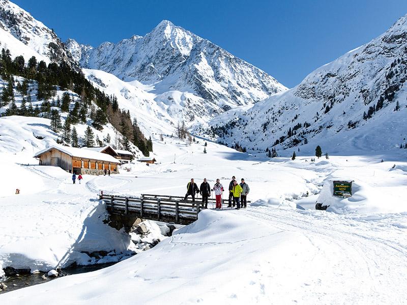 Skigebiet Gries
