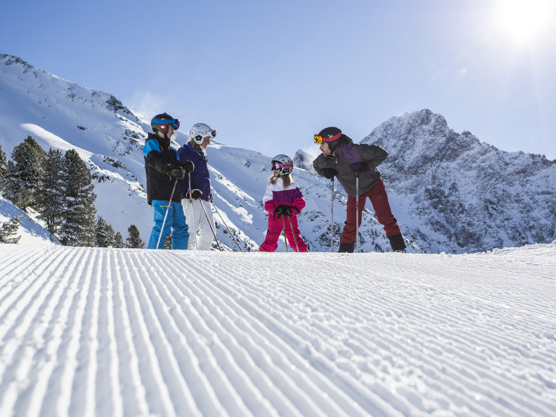 Skigebiet Hochoetz - Kühtai