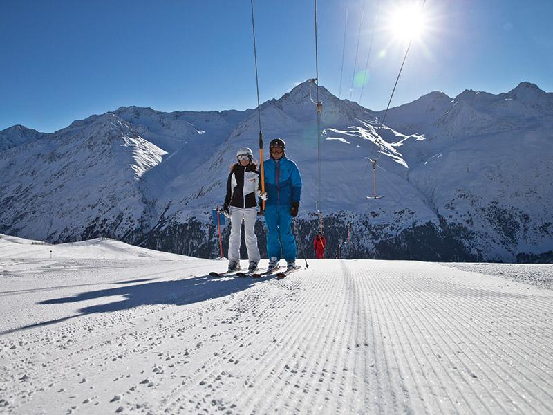 Skigebiet Vent